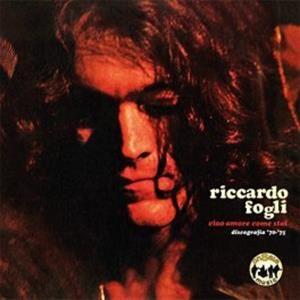 Riccardo Fogli Ciao Amore Come Stai 1 Cd 8051766036286