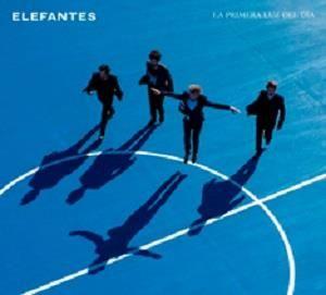 Elefantes La Primera Luz Del Dia 1 Cd 0190295693831 Soundsnl
