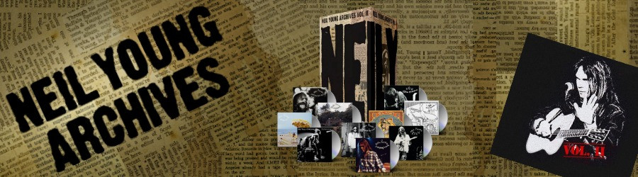 Neil Young Archives II