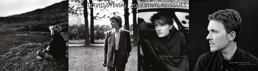 David Sylvian 2019 Reissues